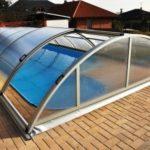 Prodlužte si koupací sezónu díky zastřešení bazénu