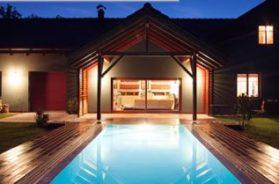 Stavba bazénu na podzim – bazény Albixon