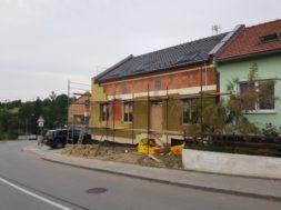 Rekonstrukce domu na dům pasivní
