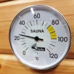 Teploměr do sauny
