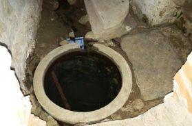Mechanické a chemické čištění studny