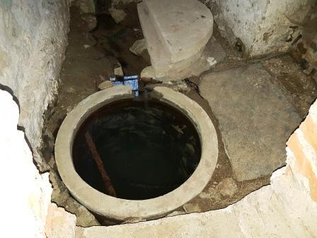 Mechanické a chemické čištění studny vyžadují především dlouho nepoužívané studny