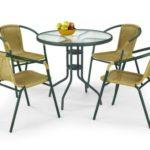 Jídelní stůl kovový