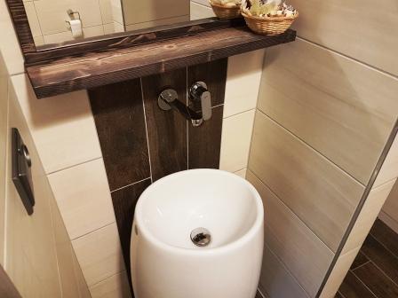 Filtr na vodu lze využít nejen pro úpravu vody pitné, ale i vody pro koupel