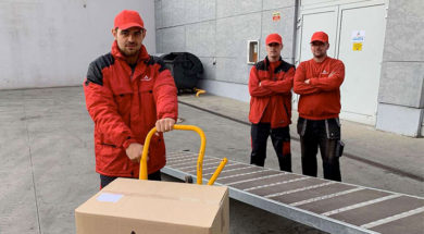 Osobní sklad poslouží pro uskladnění pneumatik, jízdních kol, lyží a jiného