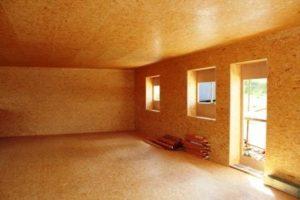 Suchá podlaha se vyskytuje především v dřevostavbách