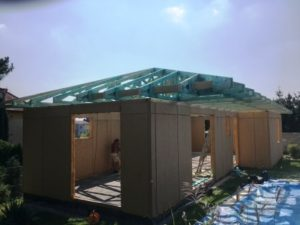Montované domy - stavebnicové domy