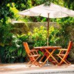 Boční markýzy na pergolu a na terasu zajistí komfortní posezení