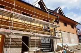 Ohlášení stavby je třeba vyřídit například pro stavbu rodinného domu