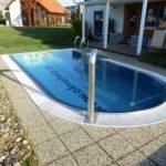 Kolik energie se spotřebuje na ohřev vody v bazénu?