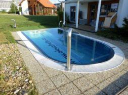Kolik energie je potřeba pro ohřev vody v bazénu?