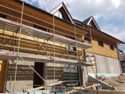 Zateplení domu šedým polystyrenem EPS, který má lepší izolační vlastnosti