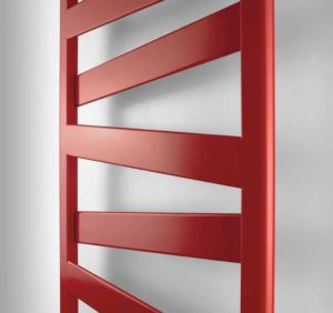 Nástěnný radiátor Zehnder Kazeane Red