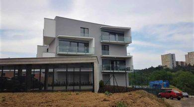 Bytový dům z monolitického betonu