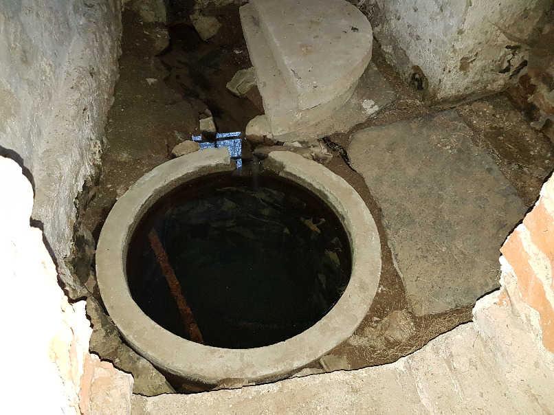 Domácí vodárny slouží pro dopravdu vody ze studny