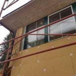 Zateplení domu dřevovláknitou izolací
