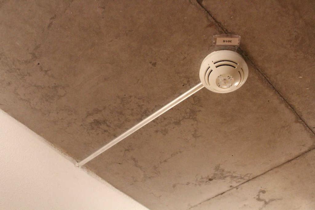 Pohledový beton lze použít pro stavbu nosných stropních konstrukcí