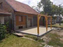 Ohlášení stavby je potřeba u pergol se zastavěnou plochou nad 25 m²