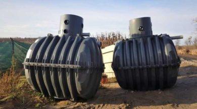 Stavba žumpy vyžaduje stavební povolení v případě, že je hlubší jak 3 metry
