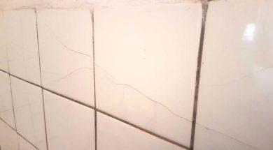 Prasklá dlažba – jak opravit prasklou dlažbu?