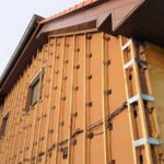 Zateplení fasády stříkanou PUR pěnou - stříkaná izolace fasády