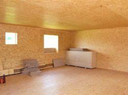 Suché podlahy se hodí do dřevostaveb, ale i při rekonstrukci podkroví a trámových stropů