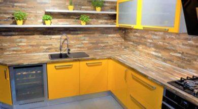 Rekonstrukce kuchyně je vyžadována nejen v době, kdy je kuchyň ve špatném technickém stavu, ale i když je morálně zastaralá a nesplňuje základní požadavky.