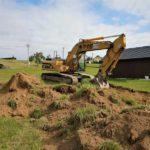 Vyžadují terénní úpravy stavební povolení?
