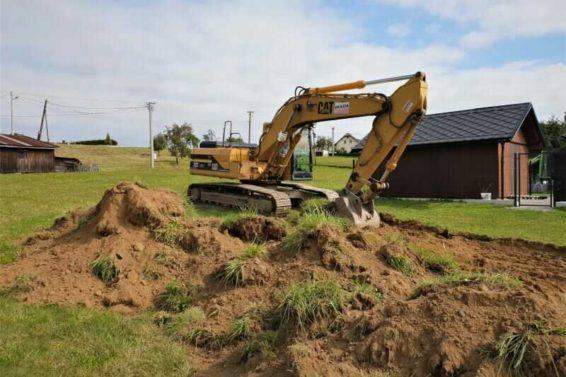 Které terénní úpravy vyžadují stavební povolení