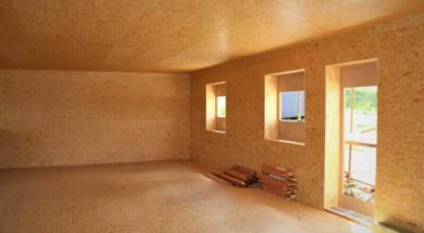 Zateplení podlahy foukanou izolací v dřevostavbě