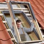 Návod na instalaci střešního okna