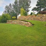 Opěrná zeď a stavební povolení