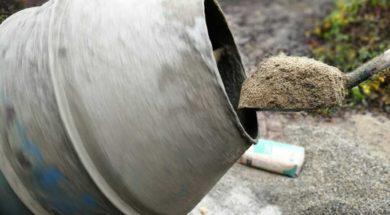 Pro chudý beton se používá 2x více plniva