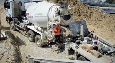 S výběrem třídy betonu pomůže dodavatel betonu