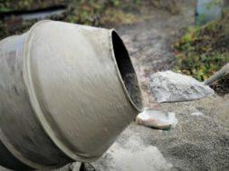 Jaký cement do betonu použít