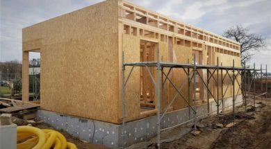 Stavba do 25 m2 k bydlení