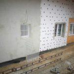 Zateplení okolo oken – perlinka, ostění, okenní lišty