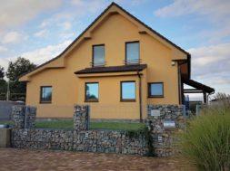 Ochranná pásma se vztahují i na stavbu rodinného domu