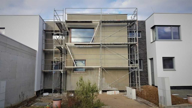 Mezi stavby na ohlášení patří i stavba rodinného domu.