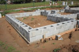 Základy domu ze ztraceného bednění