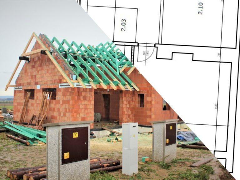 Dokumentace pro stavební povolení