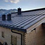 Oplechování střechy – jak oplechovat střechu