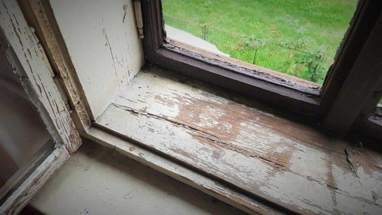 Renovace dřevěných oken - kastlová okna