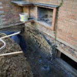 Hydroizolace spodní stavby - čím obložit vlhkou zeď